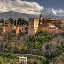 The Alhambra & Gardens