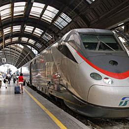 (Sept. 9) Train Ride from Bologna to Ancona