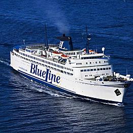 (Sept. 9) Ferry Ride from Ancona, Italy to Split, Croatia