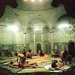 Turkish Bath/Massage in Rome