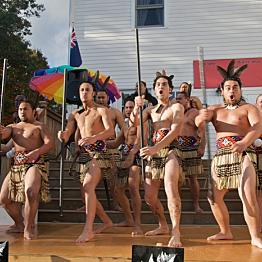 Maori Hangi Feast