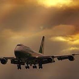 Internal flight from Paris to Madrid
