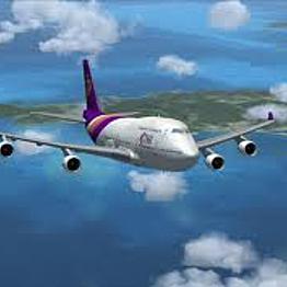 Flight to Spain