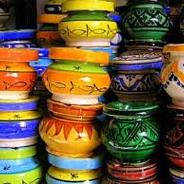 Marakesh Market Spending