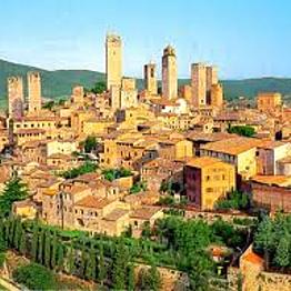 Trip to Siena and San Gimignano