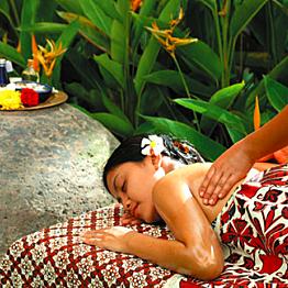 Herbal Balinese Massage