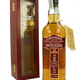Bottle of Scotch Whiskey