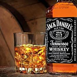 25L Bottle of Jack Daniels!