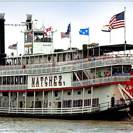 Natchez Steam boat
