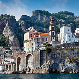 Scenic Amalfi Drive