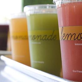 Lunch at Lemonade