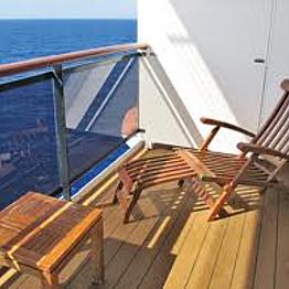 Balcony Suite Upgrade