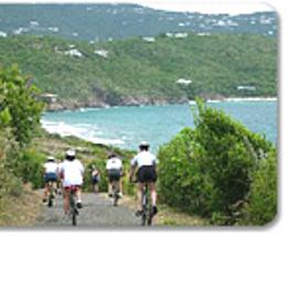 Cycle through St. Thomas