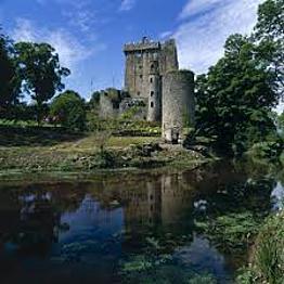 Excursion: Blarney Castle and Woolen Mill Shop