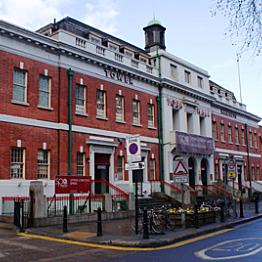 York Hall Leisure Centre