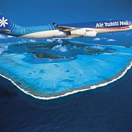 Airfare to Bora Bora ($50 level)