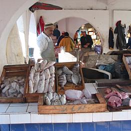 Fish Market Lunch