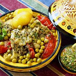 Dinner in Fez