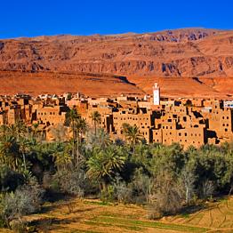 Tour of Ouarzazate