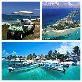 Isla Mujeres Day Trip