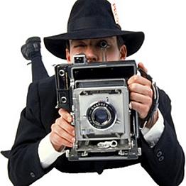 New Fancy-Dancy Camera