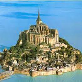 Excursion: Mont Saint Michel with Lunch