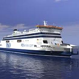 Ferry from Holyhead to Dublin