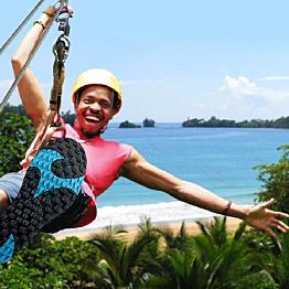 Bastimentos Sky Zipline Canopy Tour