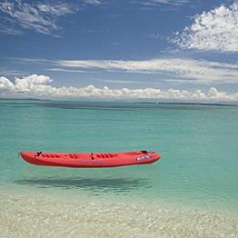 Kayaking Trip at Cayos Zapatilla