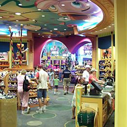 Theme Park Souvenirs