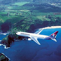 Airfare to O'ahu, Hawaii