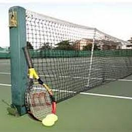 Tennis court rental (1 hr)