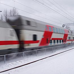 Overnight Train to Rovaniemi