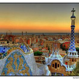 Flight to Barcelona