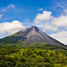 Tour of Arenal National Park