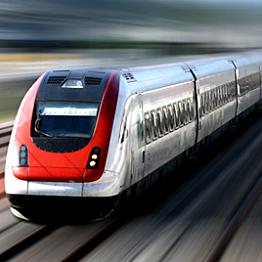 High Speed Rail Tickets