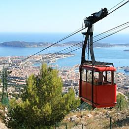 Mont Faron Cable Car