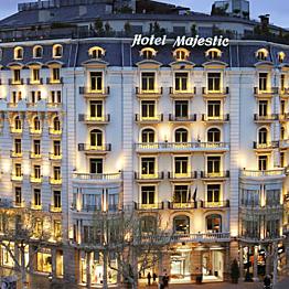 Hotel stay in Barcelona