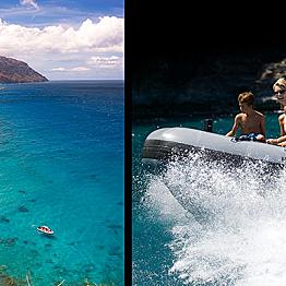 Na Pali Rafting Tour