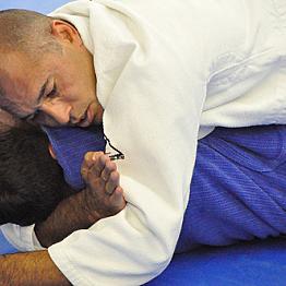 Jiu Jitsu Lesson