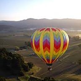 Hot Air Ballon & Wine Tour!