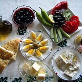 Tea on the Bosphorus at the Four Seasons