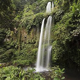 Hike to Sendang Gile Waterfall
