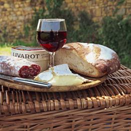 Vineyard Picnic Lunch
