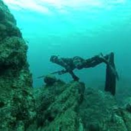 Spearfishing in Sardinia