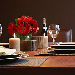 Romantic dinners in Vanuatu