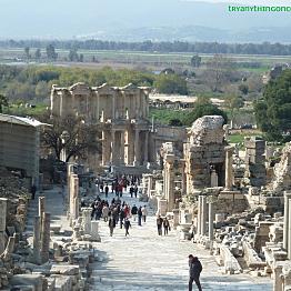 Trip to Ephesus