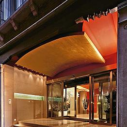 Two Nights at Hotel Palace Bonvecchiati