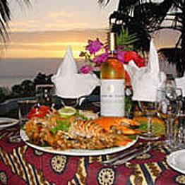 Meals in Zanzibar