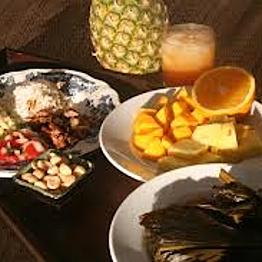 Hawaiin Dinner